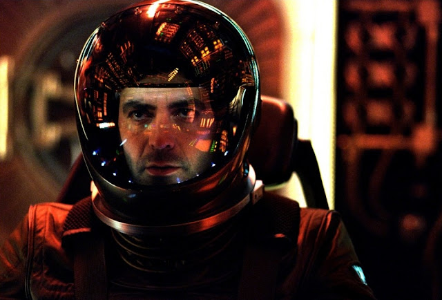 George Clooney thought that they were remaking 2001: A Space Odyssey. He was not very happy about it.