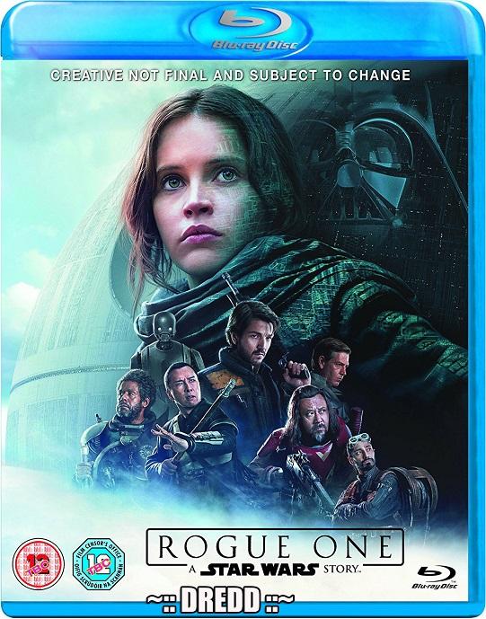Rogue One A Star Wars Story 2016 Dual Audio BluRay 720p 1.26Gb x264 - DREDD thumbnail