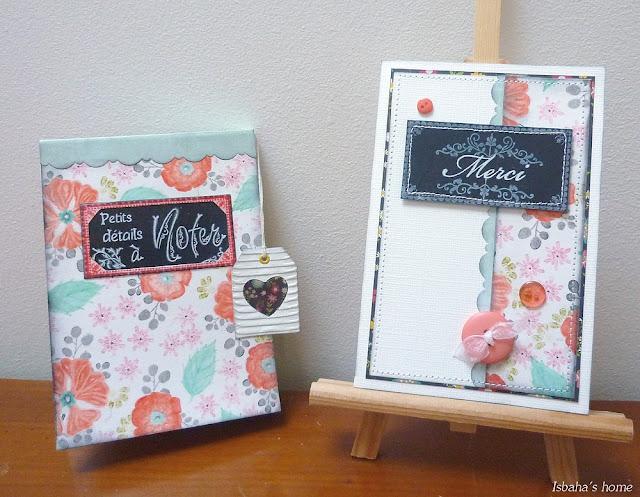 homemade notebook