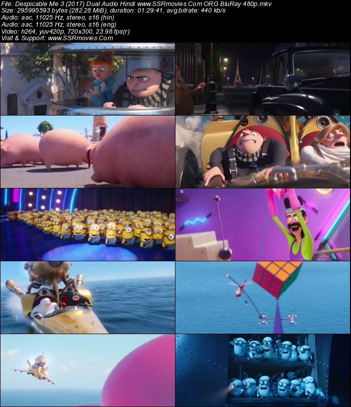 download despicable me 3 movie in hindi