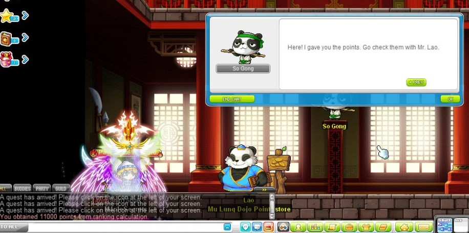 Maplestory mu lung dojo ranked mode prizes for students