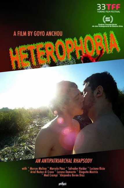 """VER ONLINE Y DESCARGAR PELICULA """"Heterofobia, una rapsodia antipatriarcal"""""""