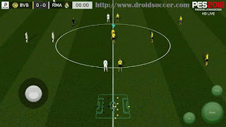 Download FTS Mod PES 2018 HD by OL-IX