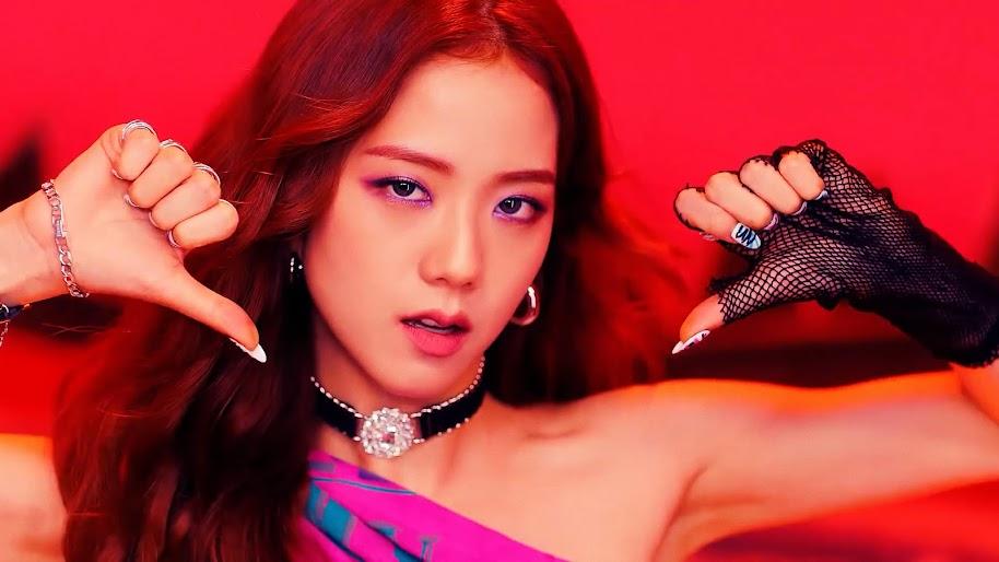 Blackpink Kill This Love Jisoo 4k Wallpaper 3