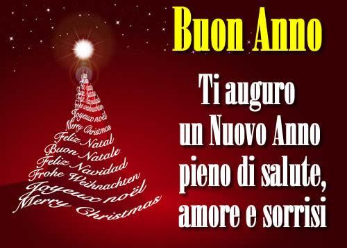 Buon Anno per Facebook e Whatsapp
