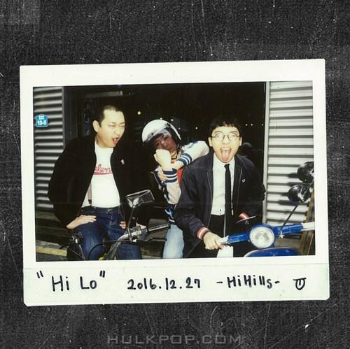 HiHills – Hi Lo – EP