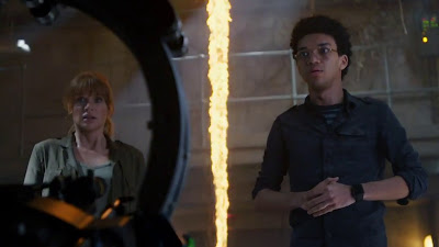 Jurassic World Fallen Kingdom Justice Smith HD Photo Download