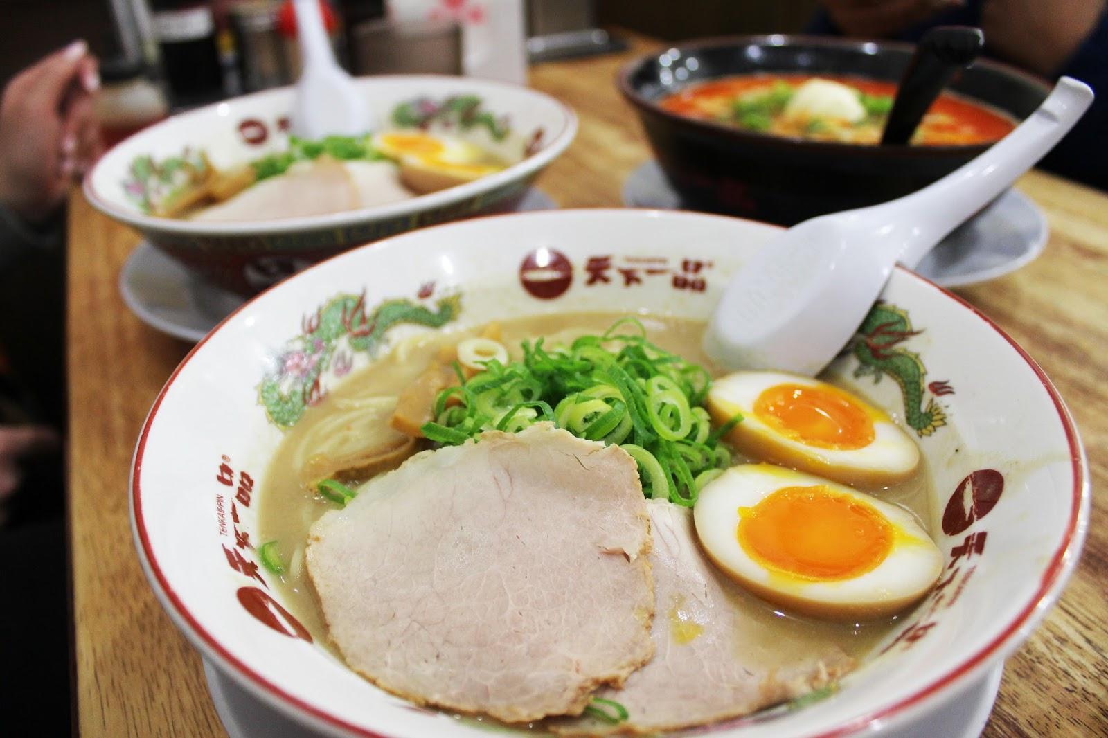 ramen kyoto food
