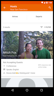 Couchsurfing – connect & stay with locals