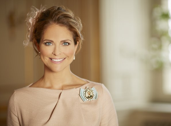 Princess Madeleine today celebrates her thirty-fifth birthday. is the youngest child of King Carl Gustaf and Queen Silvia