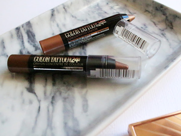Tried & Tested: Maybelline Color Tattoo Concentrated Crayons