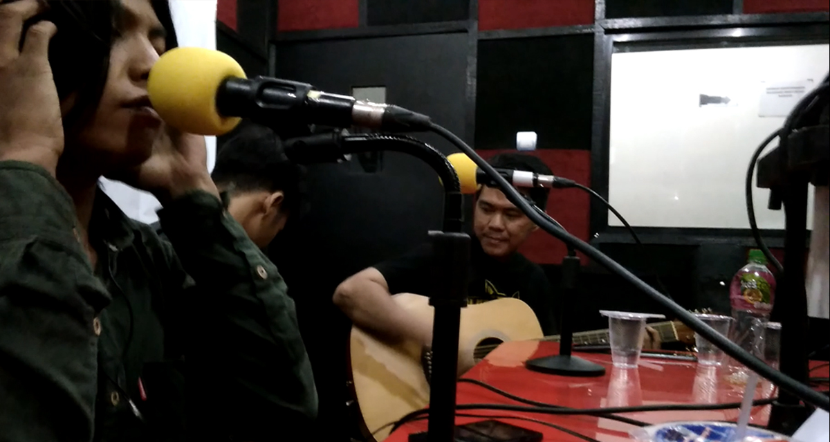 OVERTIME Acoustic Performance on I-Radio