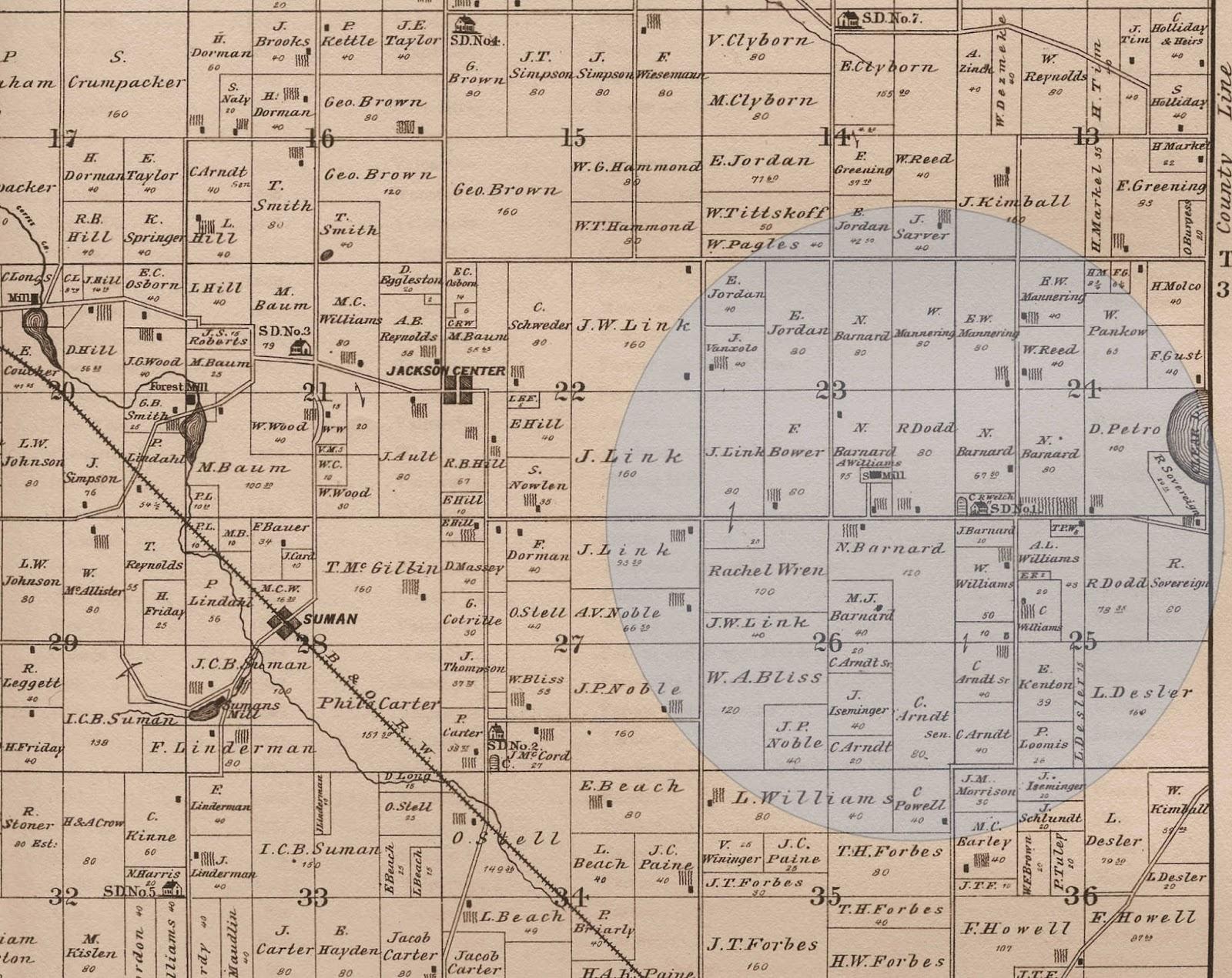 Porter County S Past An Amateur Historian S Perspective Quakerdom
