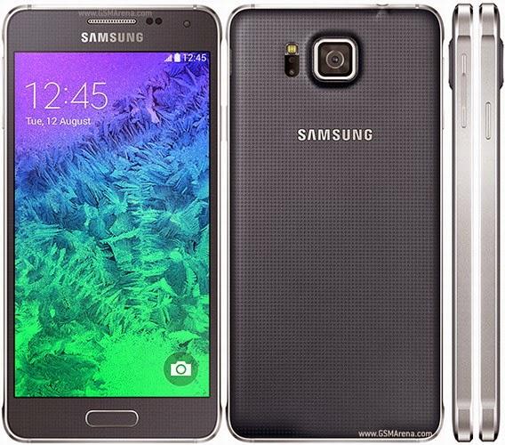 Gambar Samsung Galaxy Alpha