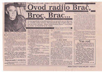 Stjepan Stevo Terzić, vlasnik Radio Brača slike otok Brač Online