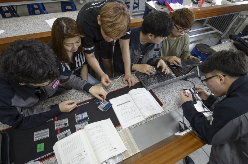 경기도기술학교 1년 과정 교육생 300명 모집