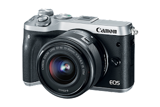 Canon EOS M6 driver download Mac, Windows