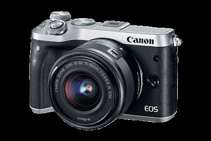 Canon EOS M6 Driver Download Mac, Windows