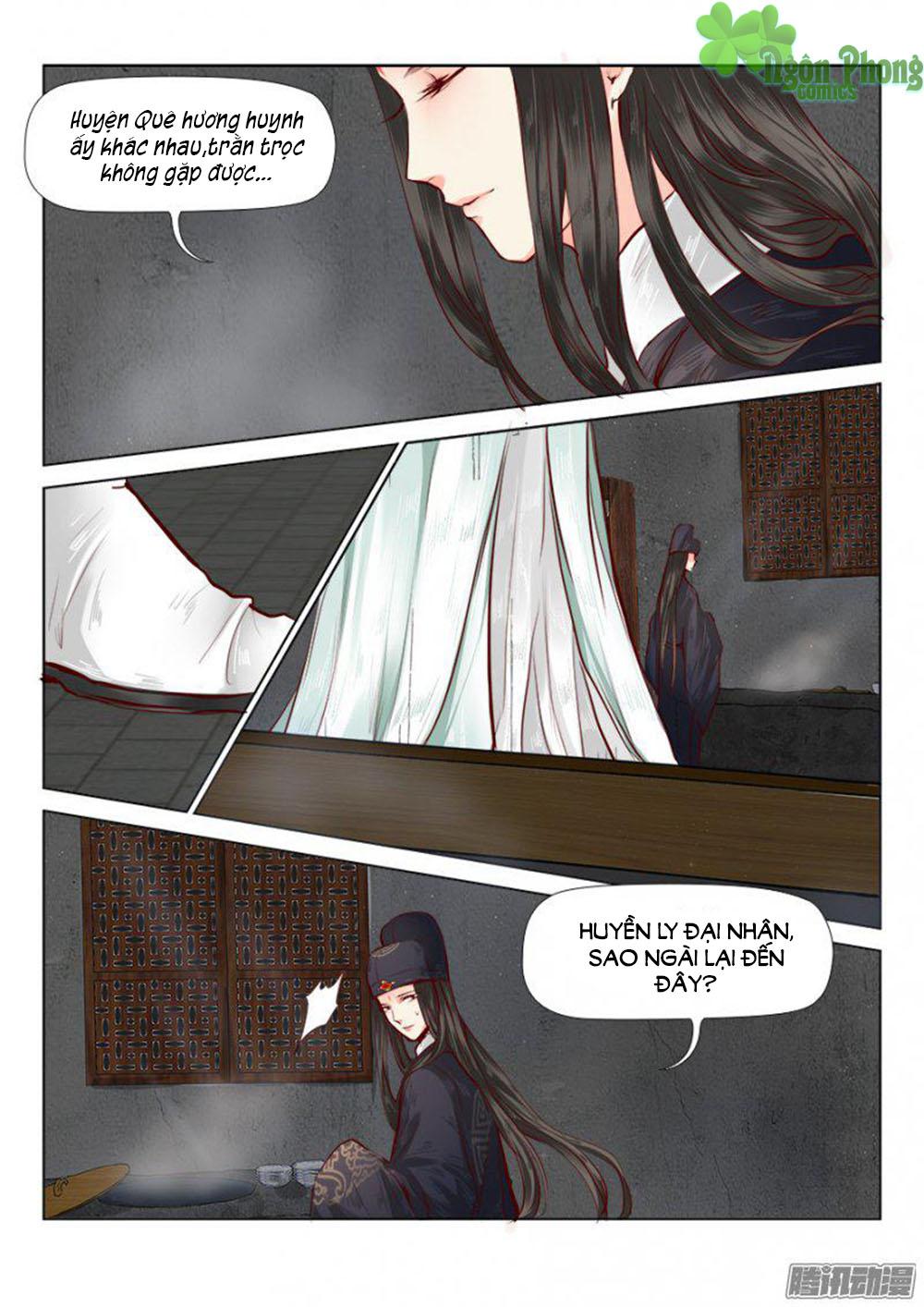 Luôn Có Yêu Quái Chapter 44