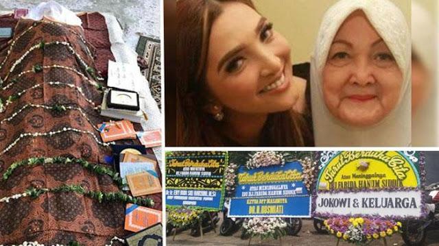 Unggah Foto Papan Bunga Pejabat, Ashanty Dinilai Pamer