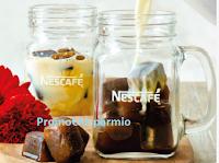 Logo Nescafé Classic+Set 4 Jar vetro: vinci 92 esclusivi Kit del valore di 20€