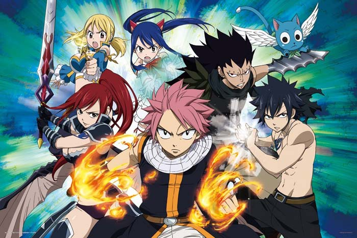 Daftar 10 Anime Adventure Terbaik Dan Terpopuler Sepanjang Masa