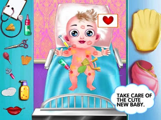 Game Celebrity Mommy And Baby v1.0.1 Apk New Update