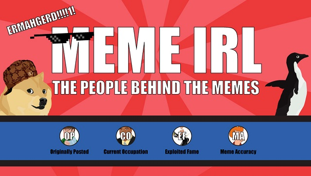 The People Behind the Memes