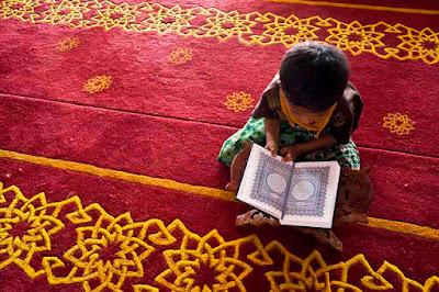 Konsisten Membaca Al-quran Setiap Hari