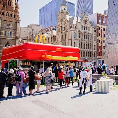 Loncheria McDonalds