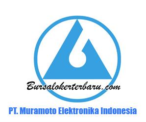 Lowongan Kerja Bekasi : PT Muramoto Elektronika Indonesia - Operator Produksi