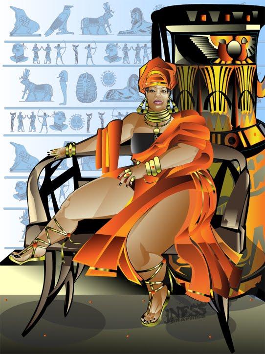 Bbw African 117