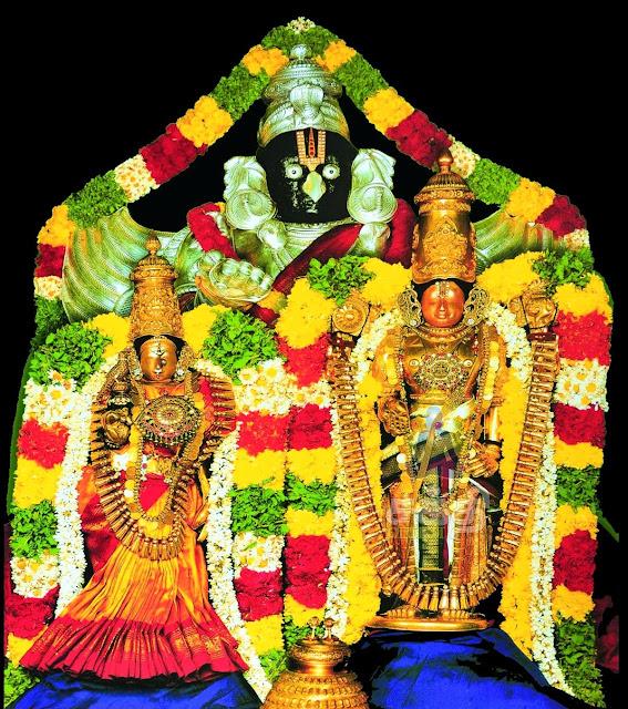 Nachiyar Koil  Kal Garudan Temple
