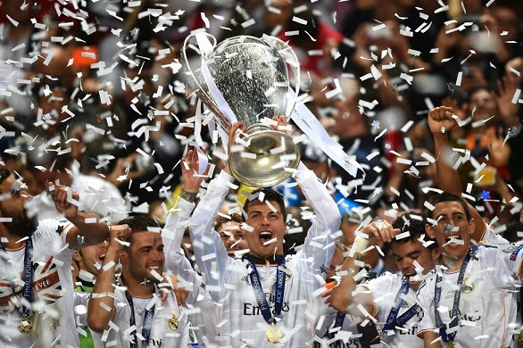 Las imágenes del Real Madrid Campeón Champions 2014