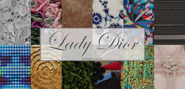 Brilliant Luxury♦Lady DIOR handbags│Limited Edition 2019