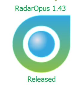 RadarOpus 1.43 released