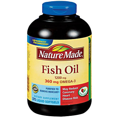 Is Nature Made Fish Oil Safe For Dogs