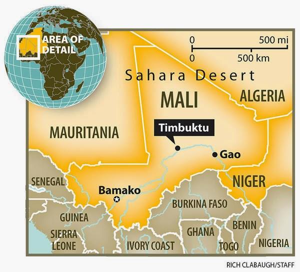 Resultado de imagem para Timbuktu