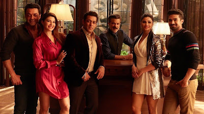 Race 3 Movie Team HD Images Download