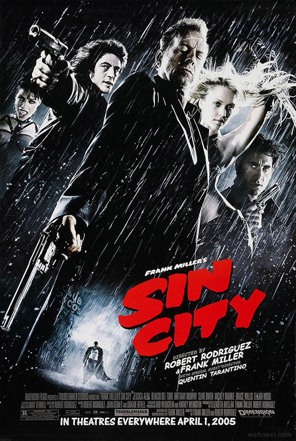 sin-city-creative-movie-poster-design