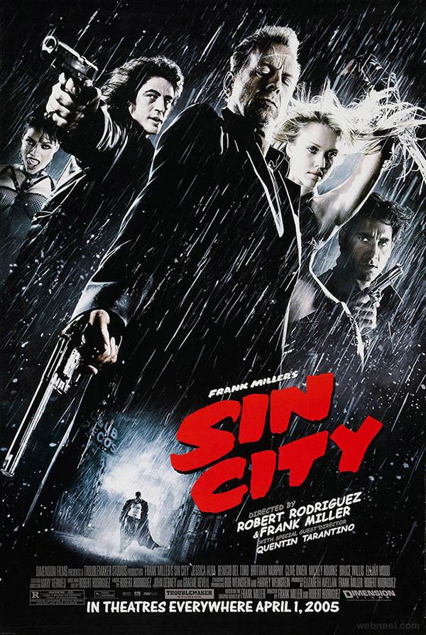 sin-city-creative-movie-poster-design