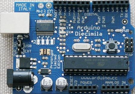 Digital Ivision Labs Arduino Diecimila