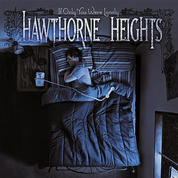 Hawthorne Heights - If Only You Were Lonely Cover