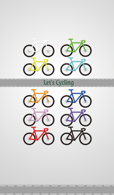 Let's Cycling!