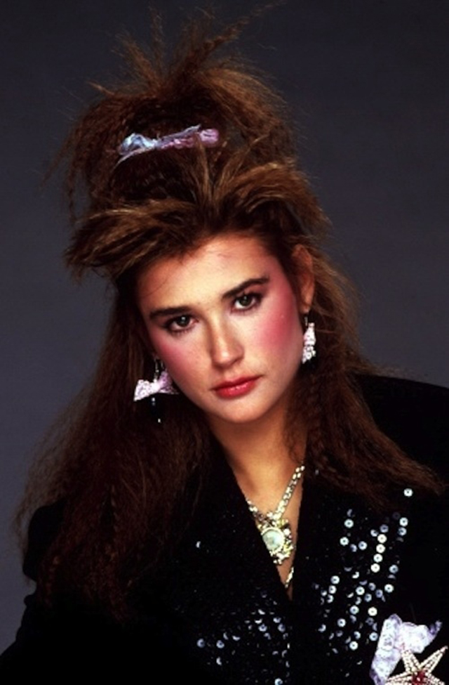 Wondrous Vintage Everyday 17 Reasons To Thank God Your Hair Isn39T In The 1980S Short Hairstyles Gunalazisus