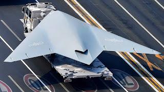 Drone Sharp Sword