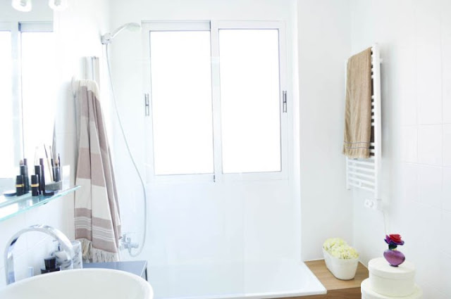 Before and After - Nordic Bathroom 5