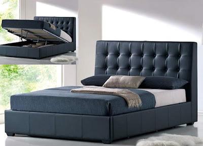 Black Modern Luxury Bedroom