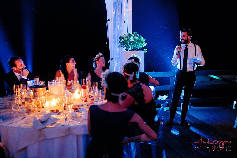 discorso testimone matrimonio
