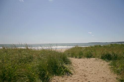 Conrad Beach, N.S.